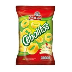 Salgadinho Cebolitos Elma Chips 110gr