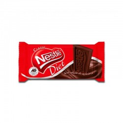 Chocolate Nestle Classic 25gr Diet