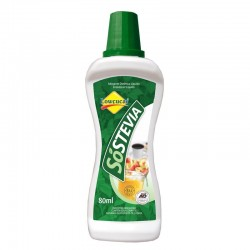 Adocante Liquido Lowcucar 80ml Sostevia