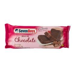 Bolo Seven Boys 250gr Chocolate
