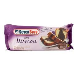 Bolo Seven Boys 250gr Marmore