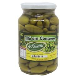 Jilo Conserva Ki-Pimenta 300gr