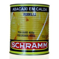 Abacaxi em Calda  Schramm 400gr Zero