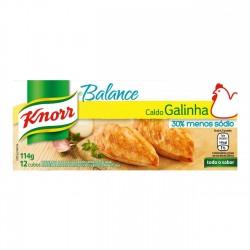 Caldo Knorr 114gr Galinha Balance