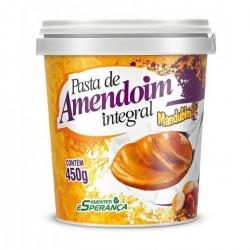 Pasta De Amendoim Mandubim 450gr Integra