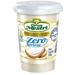 Requeijao Gran Mestri 180gr Zero Lactose