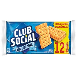 Biscoito Club Social Integral 288gr Trad