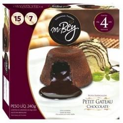 Petit Gateu Mr Bey 240gr Chocolate