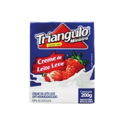 Creme Leite Leve Triangulo 200gr