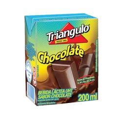 Bebida LActea Triangulo 200ml Chocolate