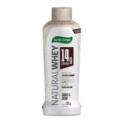 Iogurte Natural Whey Verde Campo 250gr C