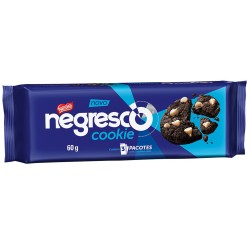 Biscoito Cookies Nestle 60gr Negresco
