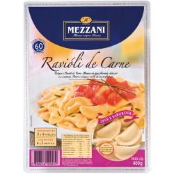 Massa Ravioli Mezzani 400gr Carne
