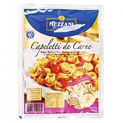 Massa Capeletti Mezzani 400gr Carne