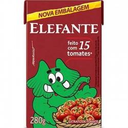 Extrato Tomate Elefante Tp 280gr