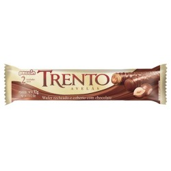 Chocolate Wafer Trento 32gr Avelas