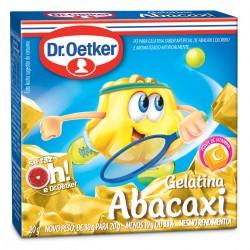 Gelatina em Po Dr.Oetker 20gr Abacaxi