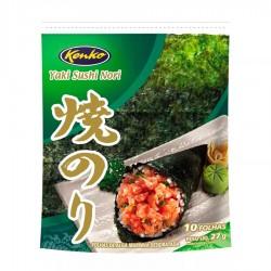 Folha Sushi Kenko 27gr com 10 Folhas