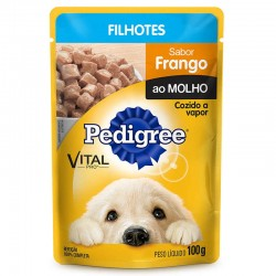 Alimento para Cães Pedigree 100gr Filhot