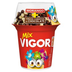 Iogurte Mix Cereais Vigor 165gr Black &