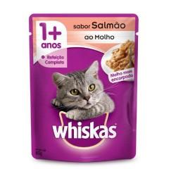Alimento para Gatos Whiskas 85gr Adulto