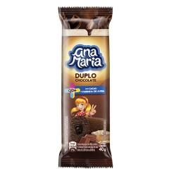 Bolinho Ana Maria 35gr Duplo Chocolate
