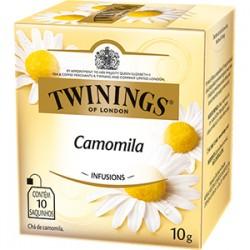 Chá Twinings Camimila 10gr