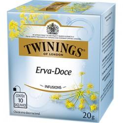 Chá Twinings Erva Docê 20gr