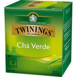 Chá Verde Twinings 20gr