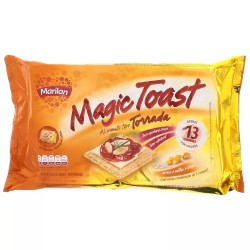 Torrada Marilan Magic Toast 150gr Tradic