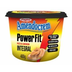 Pasta de Amendoim Fugini 400Gr Integral