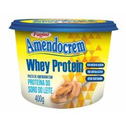 Pasta de Amendoim Fugini 400Gr Whey Prot