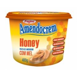 Pasta de Amendoim Fugini 400Gr Honey