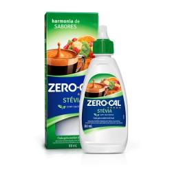 Adoçante Liquido Zero Cal C/Stevia 80ML