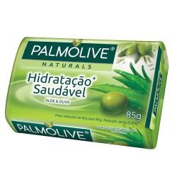 Sabonete Palmolive 85gr Aloe e Oliva