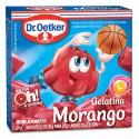 Gelatina Em Pó Dr.oetker 20Gr Morango