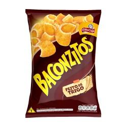 Salgadinho Baconzitos Elma Chips 103gr