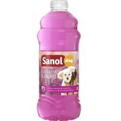 Eliminador de Odores Sanol 2Lt Floral