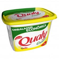 Margarina Qualy Cremosa 1kg com Sal