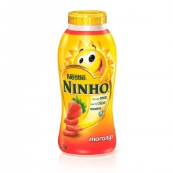 Iogurte Ninho Soleil 170gr Morango