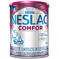 Leite Neslac Nestle Lata 800gr
