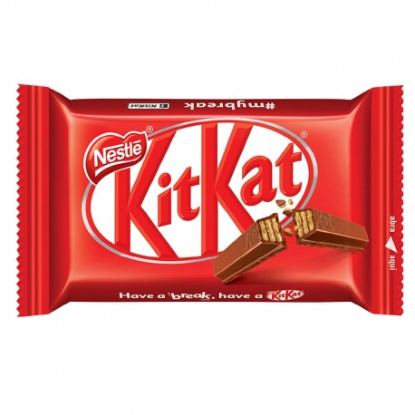 Chocolate Nestle 41,5gr Kit Kat