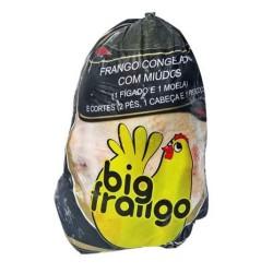 Frango Big Frango Kg Congelado Frente