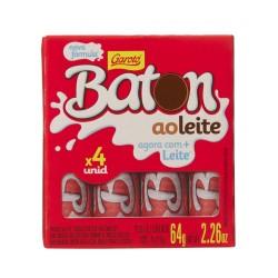 Chocolate Baton 64gr SM ao Leite