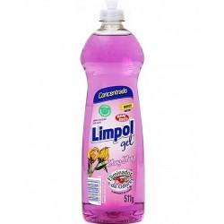 Detergente Limpol Gel 511gr  Ylang