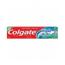 Creme Dental Tripla Acao Colgate 90gr Me