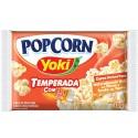 Pipoca Microondas Yoki Popcorn 100Gr Toque De Chef