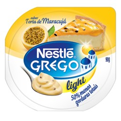 Iogurte Grego Nestle Light 90gr Torta Ma