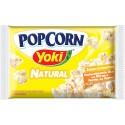 Pipoca Microondas Yoki Popcorn 100Gr Natural