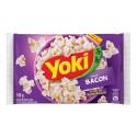 Pipoca Microondas Yoki Popcorn 100Gr Bacon